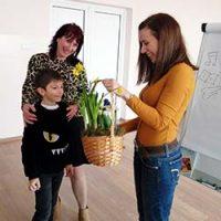 Посещение на детски писател – Радостина Николова